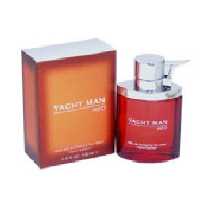 Yacht Man Red Cologne