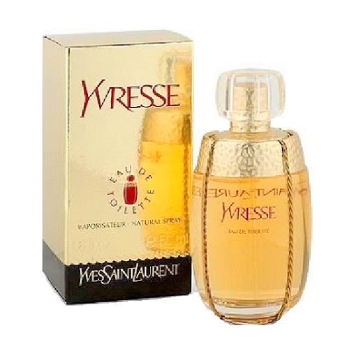 Yvresse Perfume by Yves Saint Laurent 3.3oz Eau De Toilette spray for Women