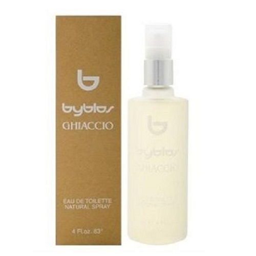 Byblos Ghiaccio Perfume by Byblos 4.0oz Eau De Toilette spray for Women