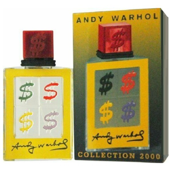 Andy Warhol Collection 2000 Orange Cologne by Andy Warhol 1.7oz Eau De Toilette Spray for men
