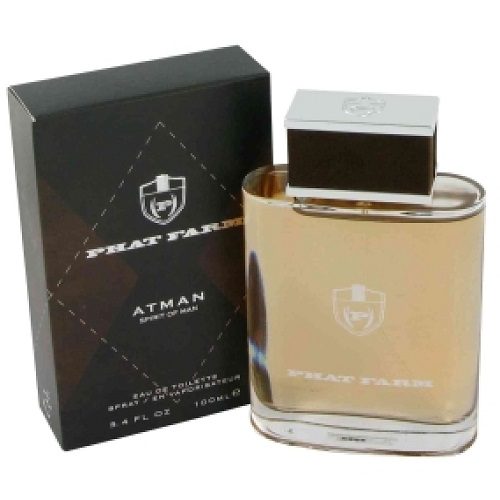 Atman Cologne by Phat Farm 3.3oz Eau De Toilette Spray for men