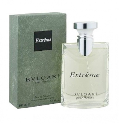 Bvlgari Extreme Cologne for Men by Bvlgari 1.7oz Eau De Toiltte spray