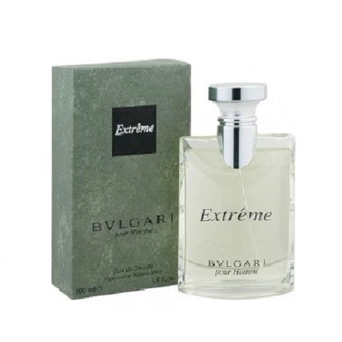 Bvlgari Extreme Cologne by Bvlgari 3.4oz Eau De Toilette spray for Men