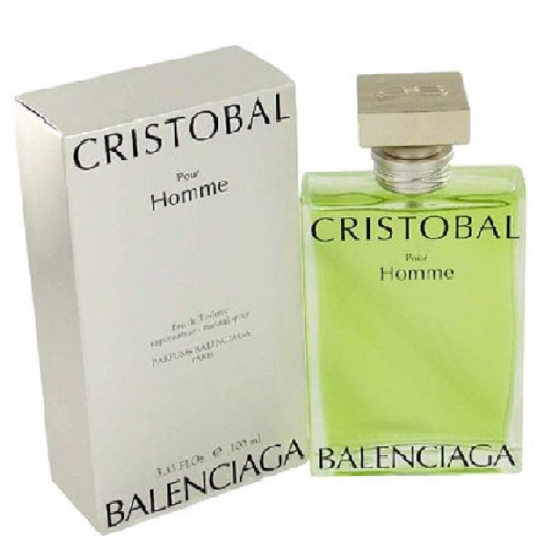 Cristobal Cologne by Balenciaga 3.3oz Eau De Toilette Spray for men