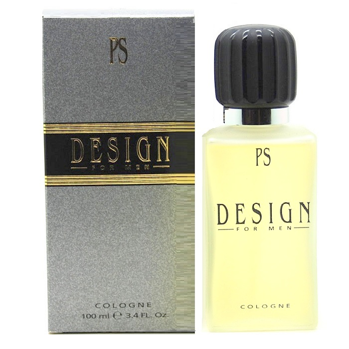 Design Cologne by Paul Sebastian 3.4oz Cologne spray for men