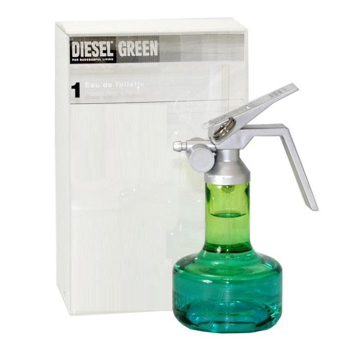 Diesel Green Cologne by Diesel 2.5oz Eau De Toilette spray for men