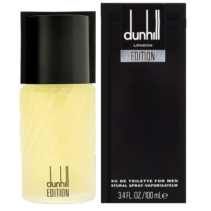 Dunhill Edition Cologne by Alfred Dunhill 3.4oz Eau De Toilette Spray for men