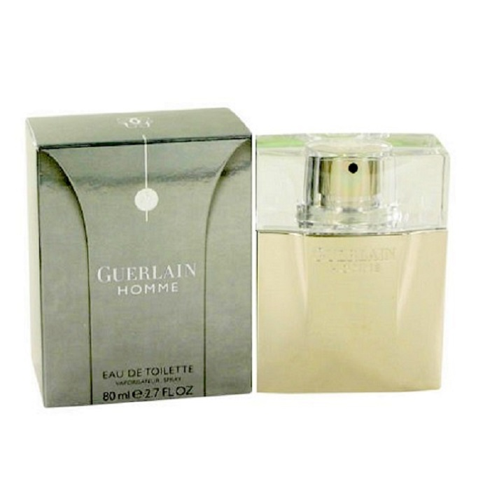 Guerlain Homme Cologne by Guerlain 2.7oz Eau De Toilette spray for Men