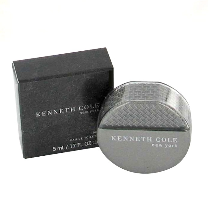 Kenneth Cole new york Mini Cologne by Kenneth Cole 0.17oz / 5ml Eau De Toilette for Men