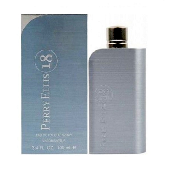 Perry Ellis 18 Cologne by Perry Ellis 3.4oz Eau De Toilette spray for Men