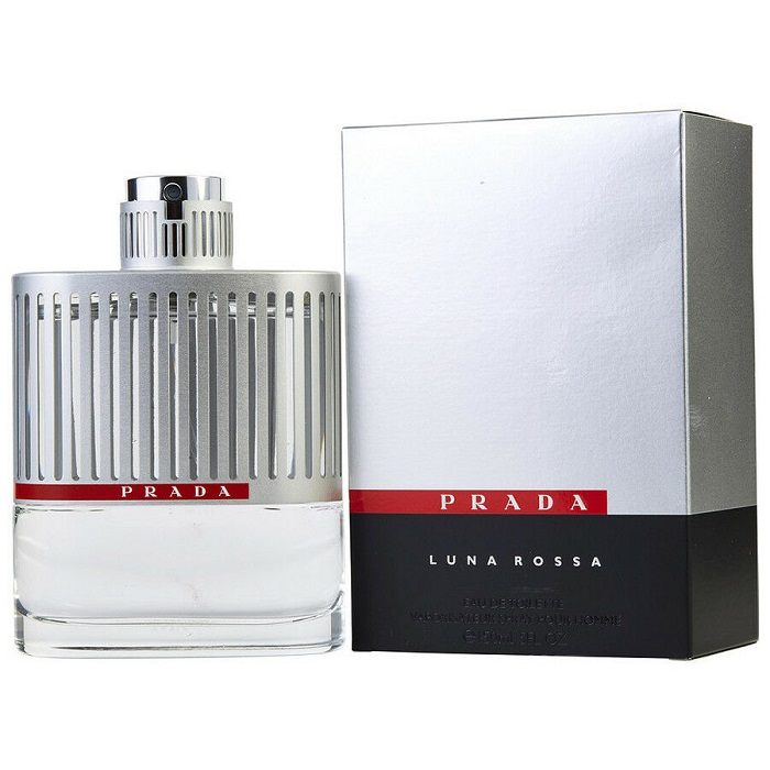 Prada Luna Rossa Cologne by Prada 1.7oz Eau De Toilette spray for Men