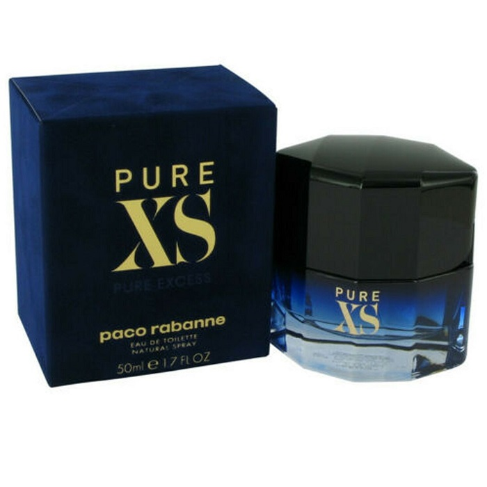 Pure Xs Cologne by Paco Rabanne 1.7oz Eau De Toilette Spray for men