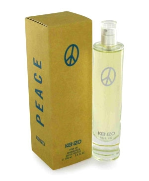 Time for Peace Cologne by Kenzo 3.4oz Eau De Toilette spray for Men