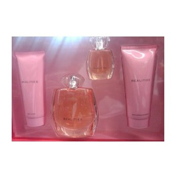 Realities Perfume (New) 4 Piece Gift Set by Liz Claiborne for Women