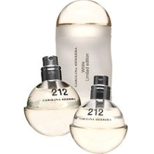 212 White Perfume by Carolina Herrera 3.4oz Eau De Toilette spray for Women
