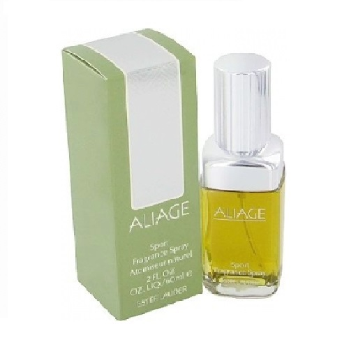 Aliage Perfume by Estee Lauder 1.7oz sport fragrance spray for Women