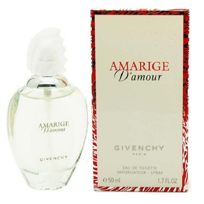 Amarige D'amour Perfume by Givenchy 1.7oz Eau De Toilette spray for women