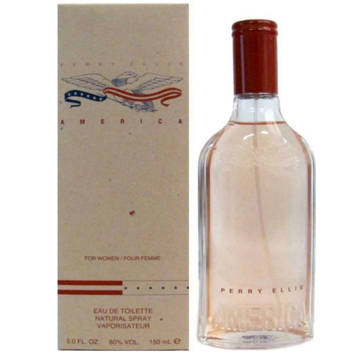America Perfume by Perry Ellis 5.0oz Eau De Toilette Spray for women
