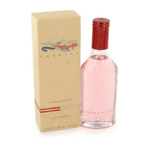 America Perfume by Perry Ellis 3.4oz Eau De Toilette spray for Women