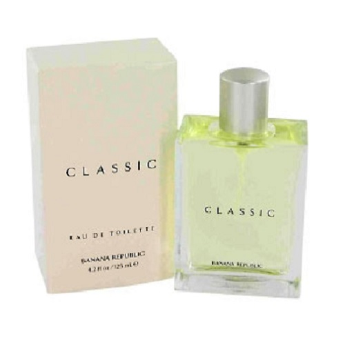 Banana Republic classic Perfume by Banana Republic 4.2oz Eau De Toilette spray for Women