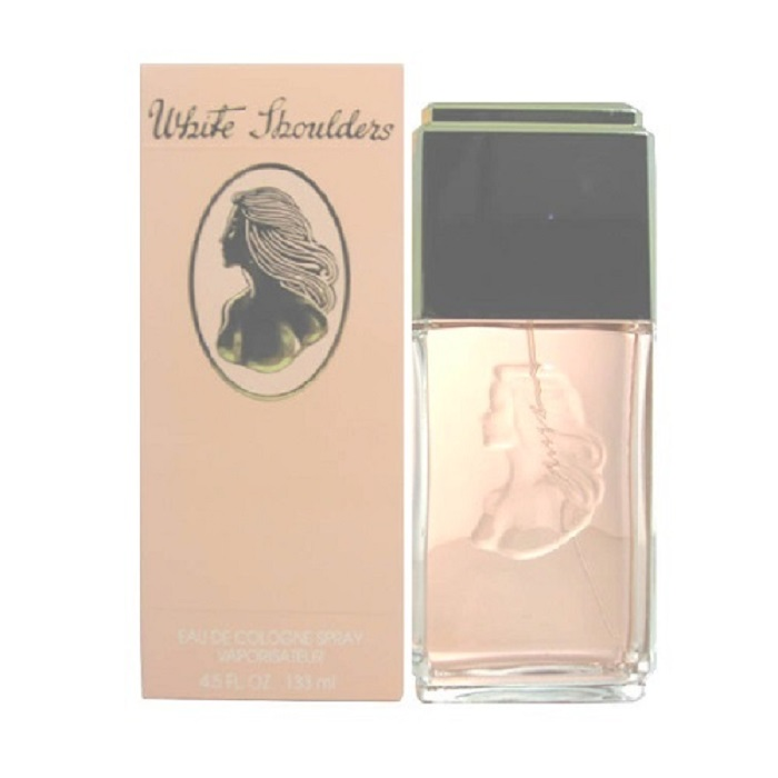 White Shoulders Perfume by Evyan Perfumes Inc 4.5oz Eau De Cologne spray for women
