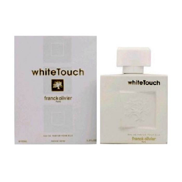 White Touch Perfume by Franck Olivier 3.4oz Eau De Parfum spray for Women