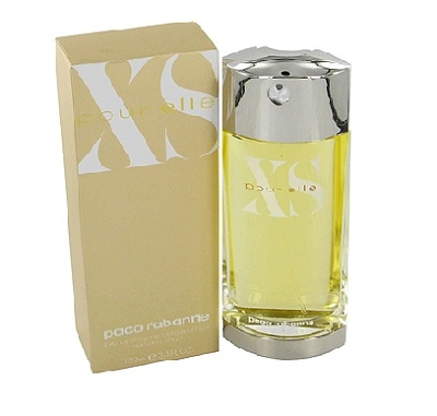 XS Pour Elle Perfume by Paco Rabanne 1.0oz Eau De Toilette spray for Women