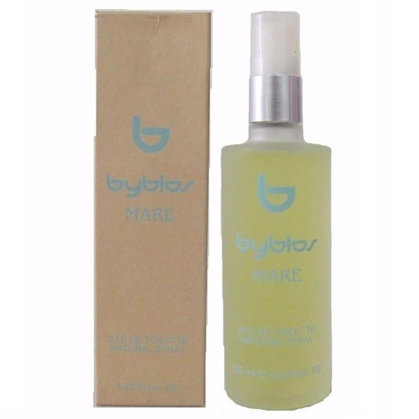 Byblos Mare Perfume by Byblos 4.0oz Eau De Toilette Spray for women