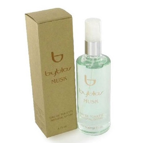 Byblos Musk Perfume by Byblos 4.0oz Eau De Toilette spray for Women