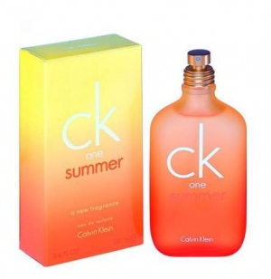 CK one Summer 2005 Perfume by Calvin Klein 3.4oz Eau De Toilette spray (unisex)