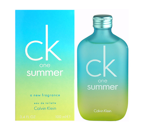 CK one Summer 2006 Perfume by Calvin Klein 3.4oz Eau De Toilette spray (unisex)