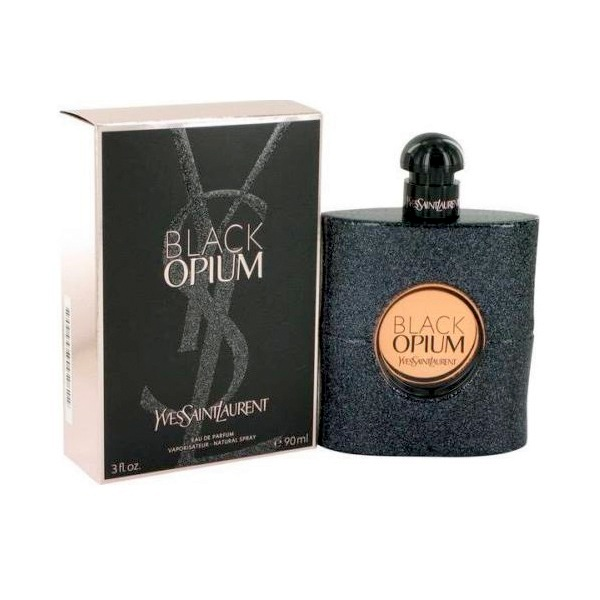 Black Opium Perfume by Yves Saint Laurent 3.0oz Eau De Parfum Spray for women