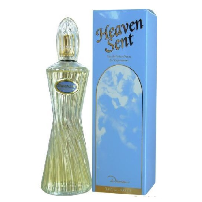 Heaven Sent Perfume by Dana 3.4oz Eau De Parfum spray for women