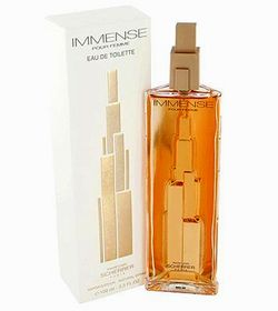 Immense Perfume by Jean Louis Scherrer 3.4oz Eau De Toilette spray for Women
