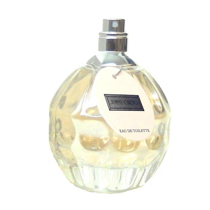 Jimmy Choo Tester Perfume by Jimmy Choo 3.4oz Eau De Toilette spray for Women
