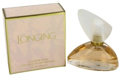 Longing Perfume by Coty 1.0oz Eau De Cologne spray for Women