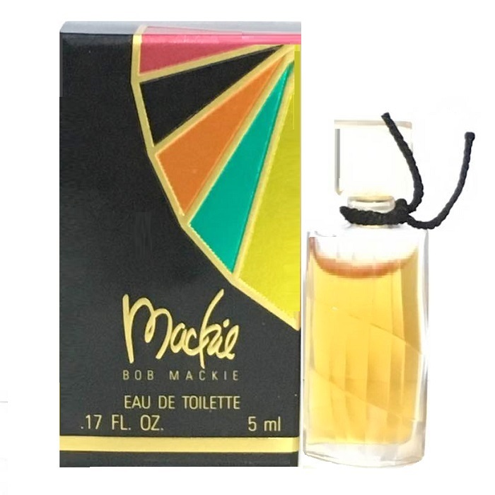Mackie Mini Perfume by Bob Mackie 0.17oz / 5ml Eau De Toilette for women