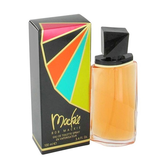 Mackie Perfume by Bob Mackie 3.4oz Eau De Toilette spray for Women