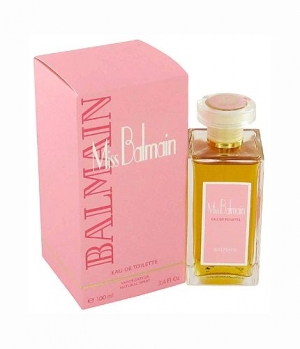 Miss Balmain Perfume by Balmain 3.4oz Eau De Toilette spray for Women