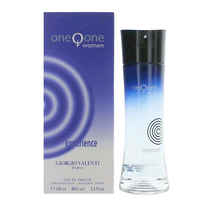 One O One Experience Perfume by Giorgio Valenti 3.3oz Eau De Parfum spray for Women