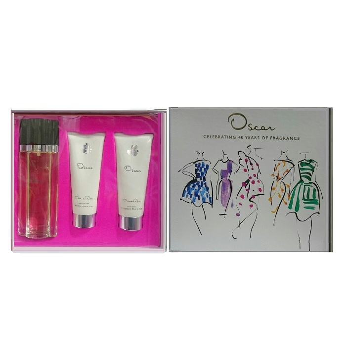 Oscar Perfume Gift Set by Oscar de La Renta for women