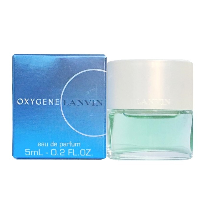 Oxygene Mini Perfume by Lanvin 0.2 oz / 5 ml Eau De Parfum for Women
