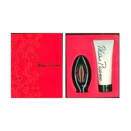 Paloma Picasso Perfume Set for women - 1.7oz Eau De Parfum spray & 6.7oz Body Lotion