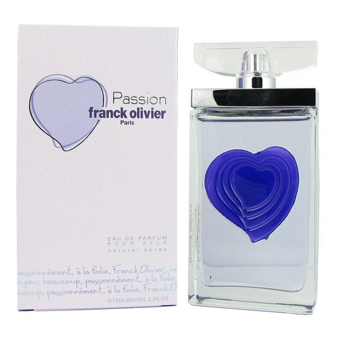 Passion Franck Olivier Perfume by Franck Olivier 2.5oz Eau De Parfum spray for women