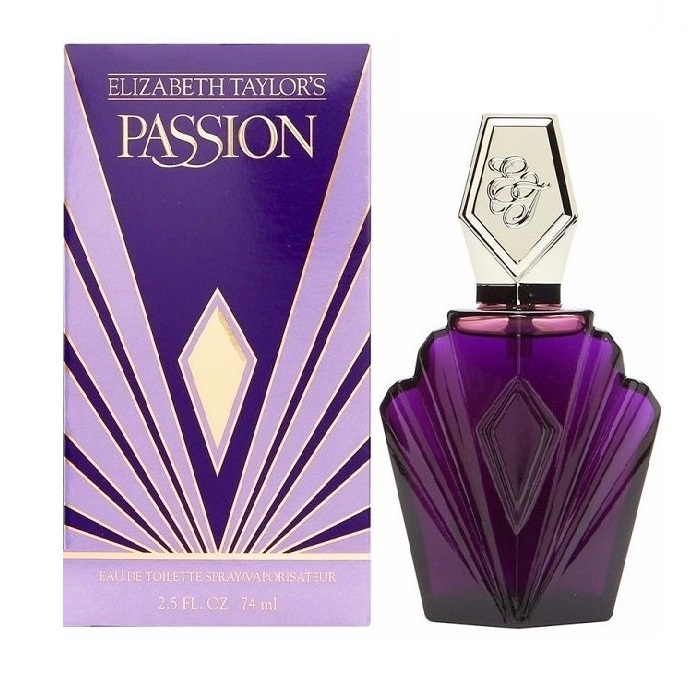 Passion Perfume by Elizabeth Taylor 2.5oz Eau De Toilette Spray for women