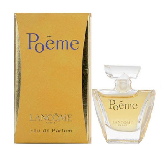 Poeme Mini Perfume by Lancome 0.14oz / 4ml Eau De Parfum for women