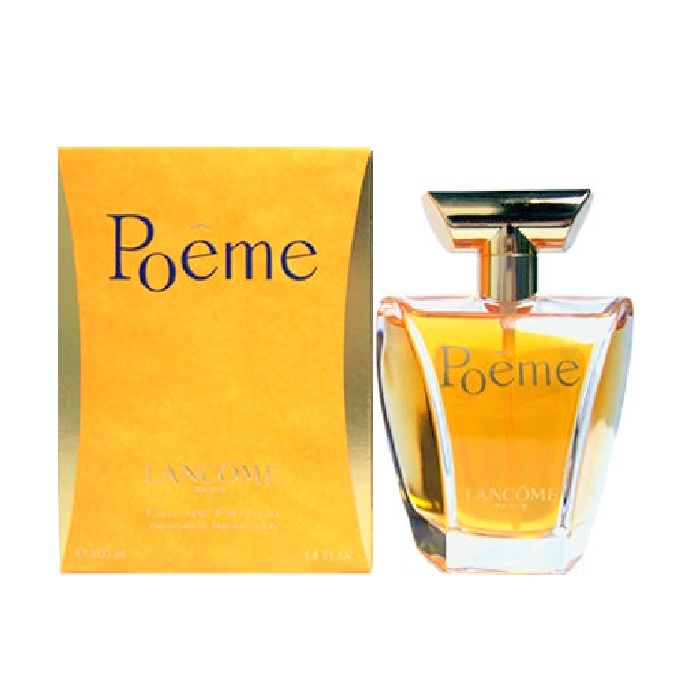 Poeme Perfume by Lancome 3.4oz Eau De Parfum spray for women