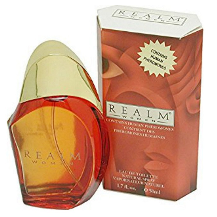 Realm Perfume by Erox 1.7oz Eau De Toilette spray for women