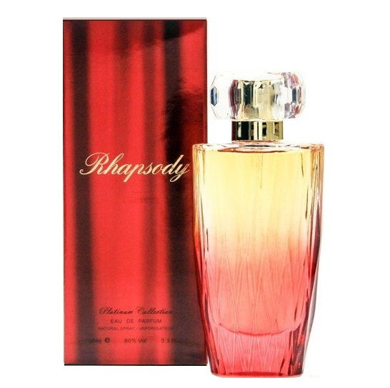 Rhapsody Red Perfume by New Brand 3.3oz Eau De Parfum spray for women