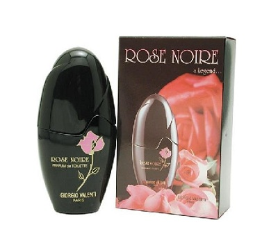 Rose Noire Perfume by Giorgio Valenti 3.4oz Parfum De Toilette spray for Women
